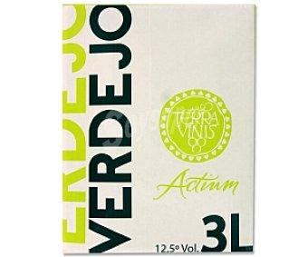 ACTIUM Vino blanco Verdejo 3 Litros