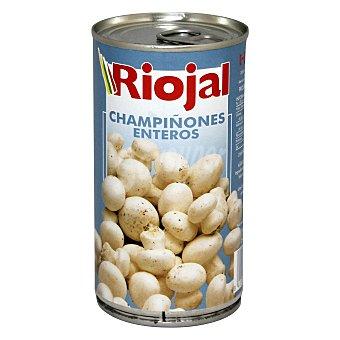 Riojal Champiñones enteros 185 g