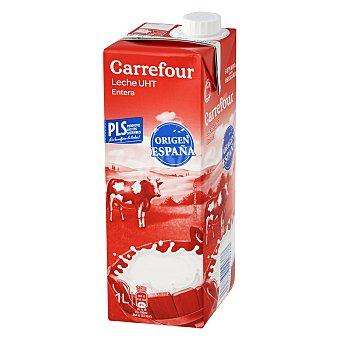 Carrefour Leche entera 1 l