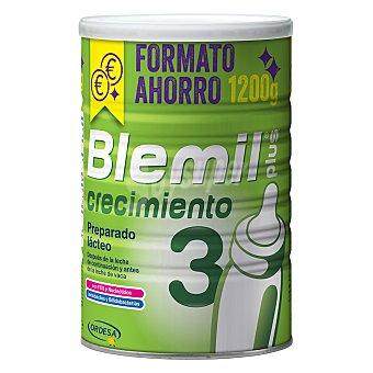 Blemil plus Leche 3 de crecimiento en polvo 1200 g