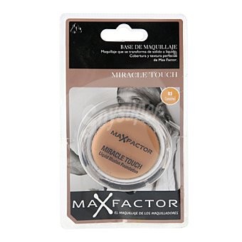 Max Factor Base Liquida Miracle Touch 060 Sand 1 ud