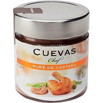 Cuevas Puré de castaña Frasco 245 g