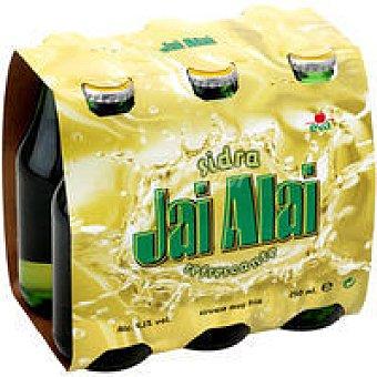 Jai-Alai Sidra Pack 6x25 cl