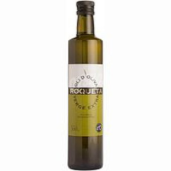D.O. Mallorca ROQUETA Aceite de oliva v. extra Botella 50 cl