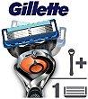 Maquinilla fusion proglide flexball manual 1 unidad Gillette Fusion Proglide