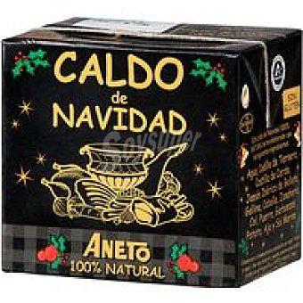 Aneto Caldo natural de Navidad Brik 500 ml