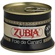 Foie de canard Lata 130 g Zubia