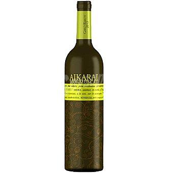 GIRO RIBOT Aikarai Muscat de Frontingnac Vino blanco seco D.O. Penedés Botella 75 cl