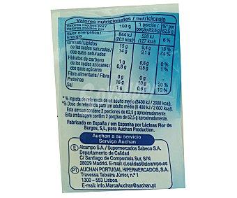 Auchan Mozarella fresca 125 gramos