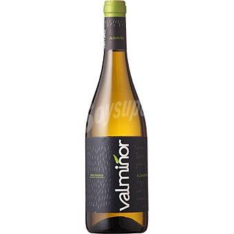 VALMIÑOR Vino blanco albariño D.O. Rías Baixas botella 75 cl 75 cl