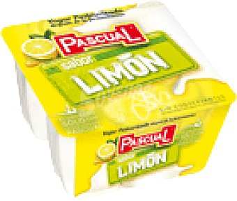 Pascual Yogurt limon 4 UNI