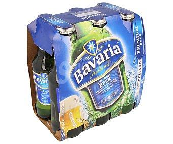 Bavaria Cerveza Pack de 6 botellines de 25 centilitros