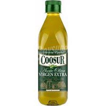 Coosur Aceite de oliva virgen extra botella de 250ml