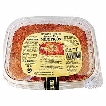 Argodey fortaleza Condimento especial para elaborar Mojo Picón Bandeja 75 g
