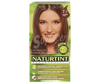 Naturtint Tinte sin amoniaco color marrón Teide Nº 7.7 1 unidad
