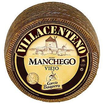 Villacenteno Queso viejo D.O. Manchego peso aproximado pieza 3 kg