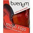 Mojo canario rojo tarro 200 g Buenum