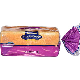 Freshbake Pan de molde sandwich bolsa 750 g bolsa 750 g