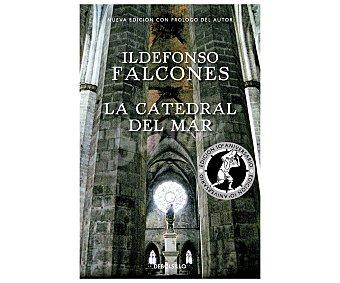 DeBolsillo La catedral del mar, edición conmemorativa 10º aniversario, ildefonso falcones, bolsillo. Género: novela histórica. Editorial