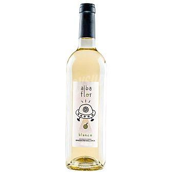 Albaflor Vino blanco joven DO Benissalem Mallorca Botella 75 cl