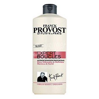 FRANCK PROVOST Expert Boucles Acondicionador profesional rizos hidratados & definidos para cabellos rizados Botella 750 ml