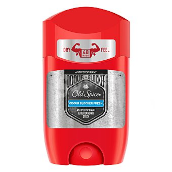 Old Spice Desodorante stick para hombre Odour Blocker Fresh 50 ml 50 ml