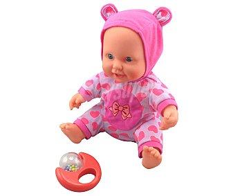 Bebé Balanceos y Risas, incluye accesorio 1 unidad