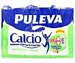 Leche Semidesnatada Calcio Pack 6x1 litro Puleva