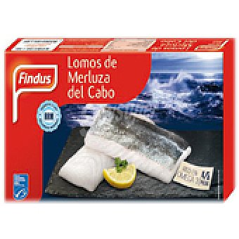 Findus LOMOS MERLUZA D.CABO 400 GRS