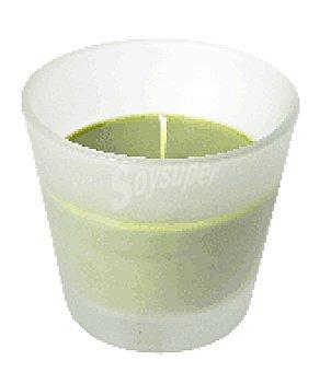 Vela Vaso con perfumada fig & sun