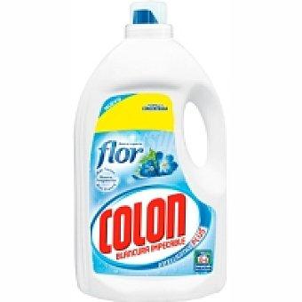 Colón Detergente gel Flor Botella 33+6 dosis