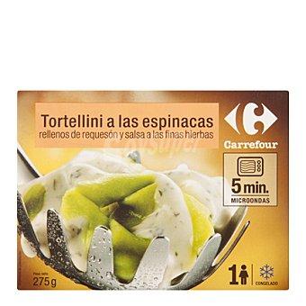 Carrefour Tortellini relleno de requesón 275 g