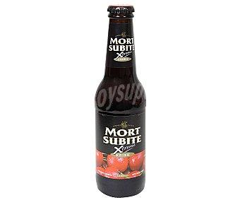 Mort Subite Cerveza xtreme kriek botella 25 cl