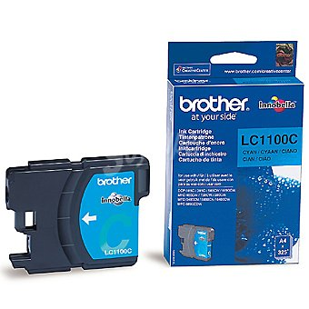 BROTHER LC1100C Cartucho de tinta color cian
