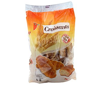 Auchan Coissants envasados individualmente 400 gramos