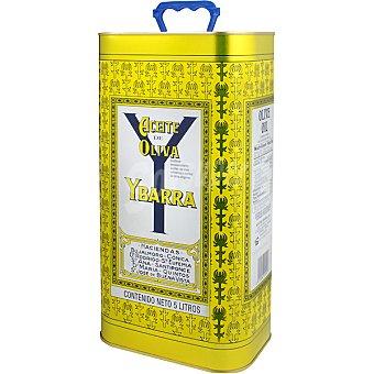 Ybarra Aceite de oliva suave Lata 5 l