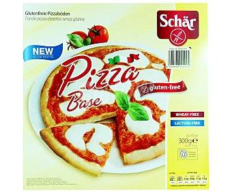 Schär Base de pizza sin gluten Estuche 300 g