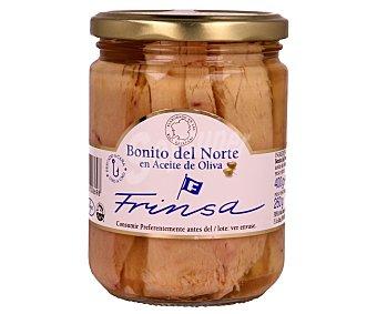 Frinsa Bonito del norte en aceite de oliva Tarro 260 g