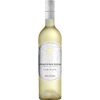 Adegas Galegas D. pedro de Soutomaior, vino blanco maceración neve carbónica D.O. Rías Baixas botella 75 cl