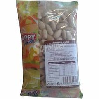 HAPPY NUTS Almendras crudas bolsa 200 g