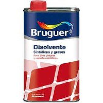 BRUGER Disolvente sintético Botella 1 litro