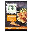 Nuggets vegetal de proteínas de trigo y cebolla 10 ud Carrefour