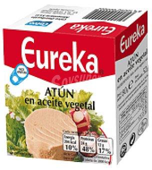 Eureka Atún en aceite vegetal 52 g