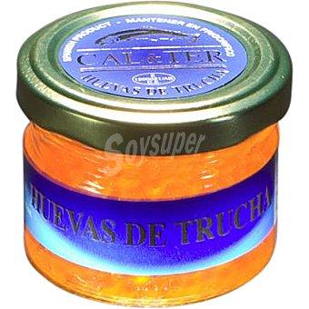 CAL&TER Huevas de trucha Tarrina 50 g