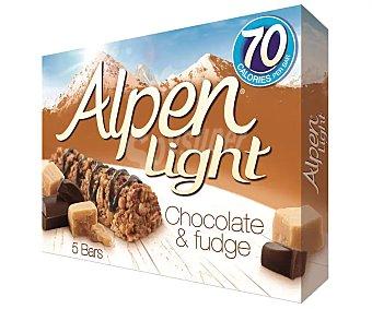 Alpen Cereales en barrita Barrita 19 gr. pack 5