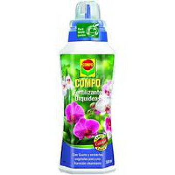 Compo Fertilizante Orquideas Botella 500 ml