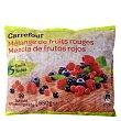 Mezcla de frutos rojos 650 g Carrefour