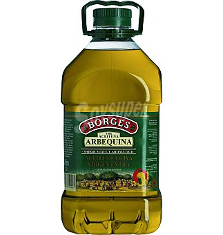 Borges Aceite ve arbequina 3 LTS