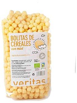 Veritas Bolitas de Cereales con Miel Eco 250 gr