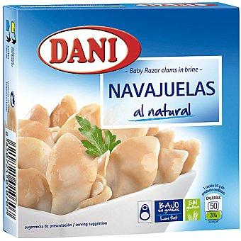 Dani Navajuelas chilenas al natural Lata 78 g neto escurrido